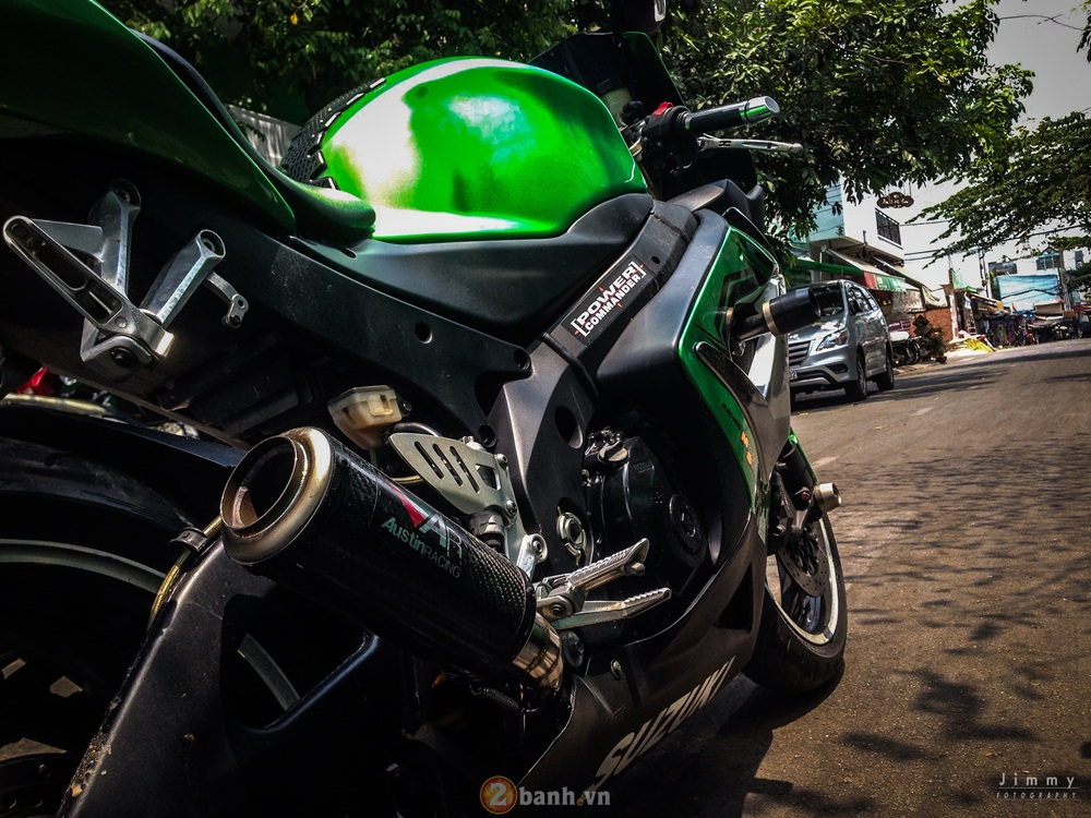 Suzuki GSX R1000 do dang cung Taxi Group - 4