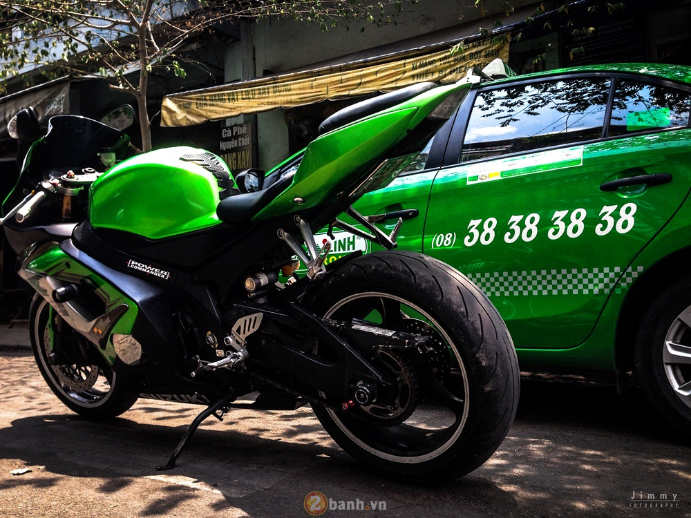 Suzuki GSX R1000 do dang cung Taxi Group - 6