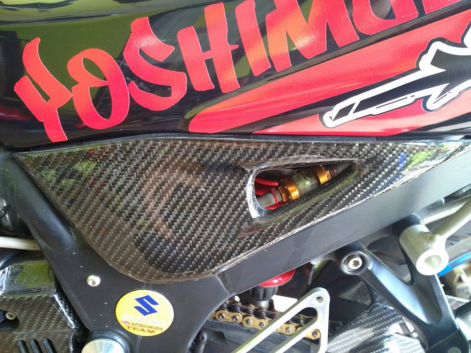 Suzuki raider version yoshimura day an tuong - 3