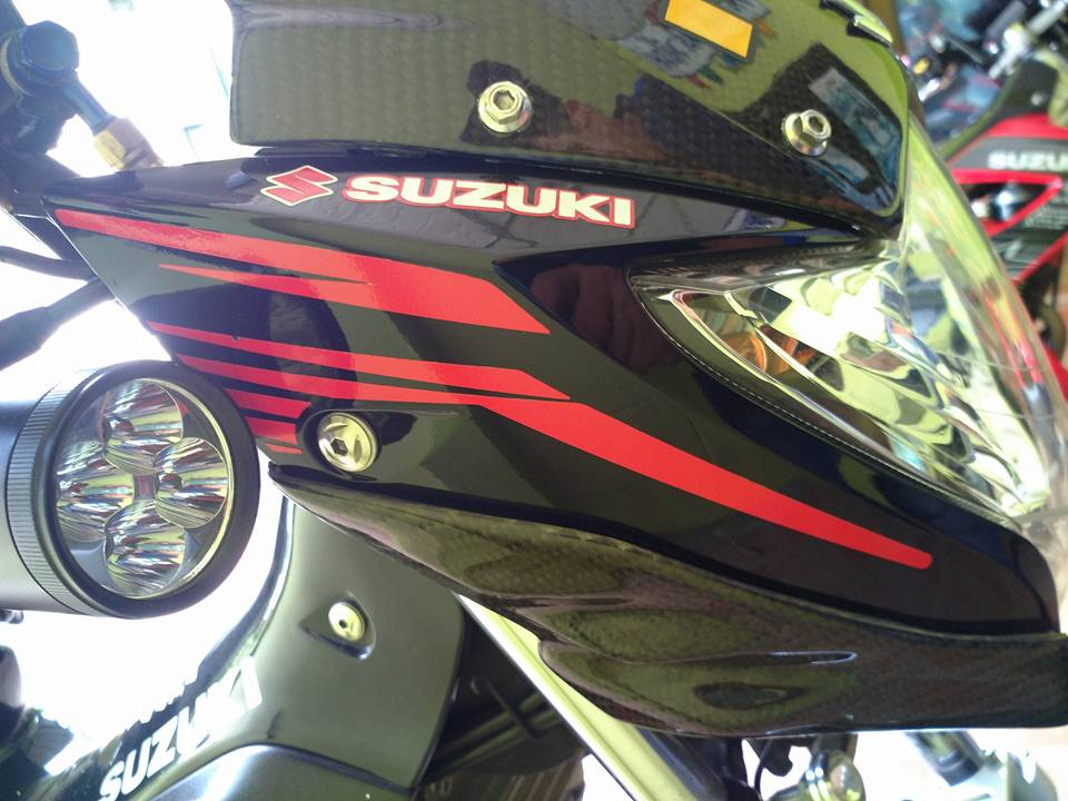 Suzuki raider version yoshimura day an tuong - 7