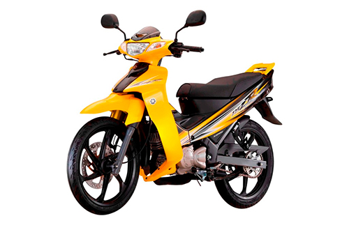 Yamaha 125ZR doi 2016 gia 2200 USD - 4
