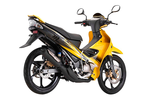 Yamaha 125ZR doi 2016 gia 2200 USD - 8