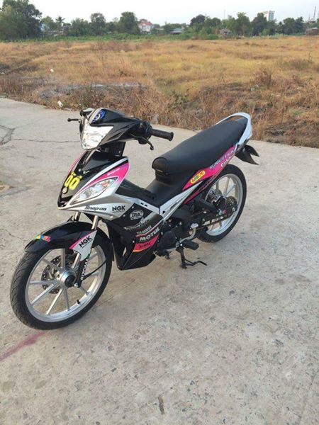 Yamaha exciter 2008 up 2010 hut hon biker viet - 2
