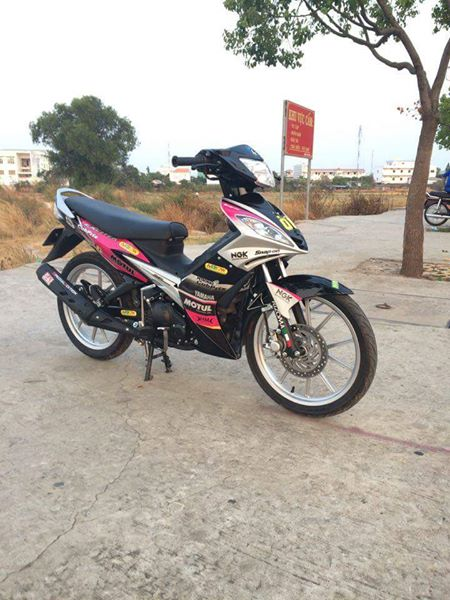 Yamaha exciter 2008 up 2010 hut hon biker viet - 4