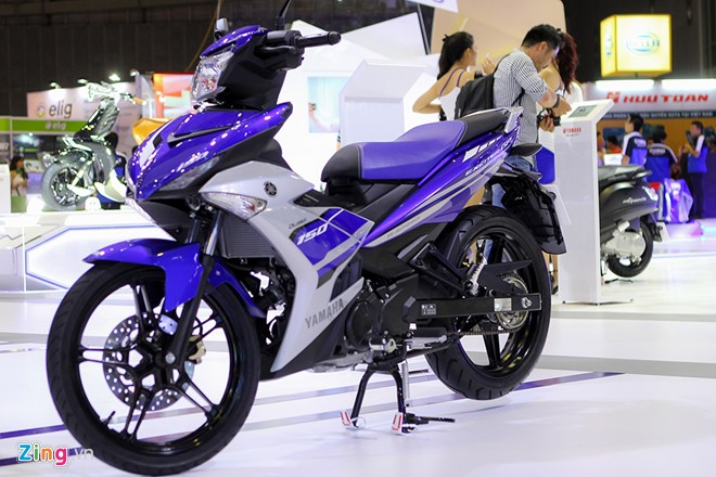 Yamaha noi gi ve doi thu Winner 150 - 3