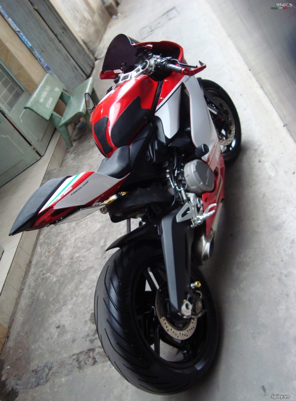 ___ Can Ban ___DUCATI 899 Panigale 2015___ - 4