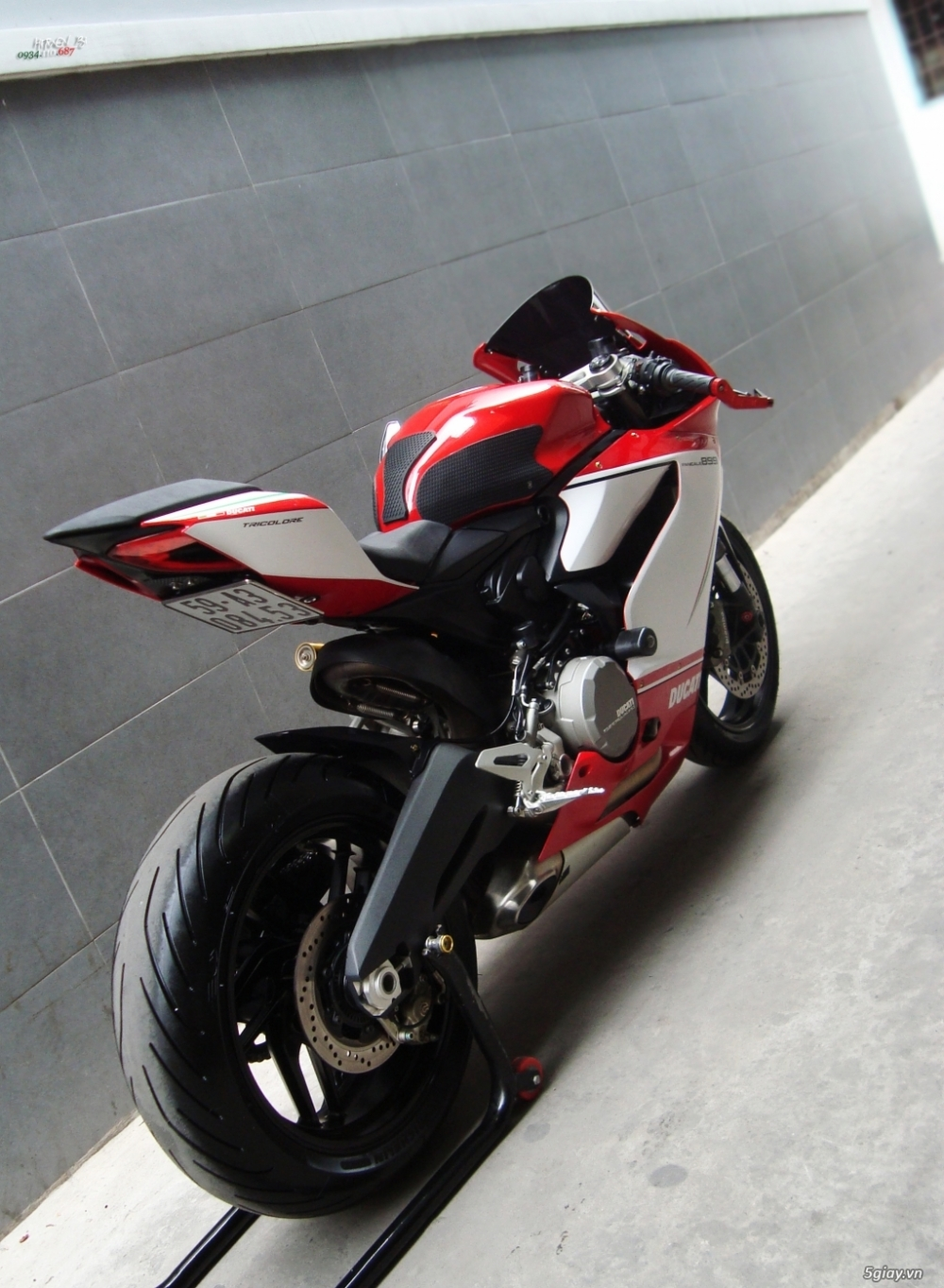 ___ Can Ban ___DUCATI 899 Panigale 2015___ - 8