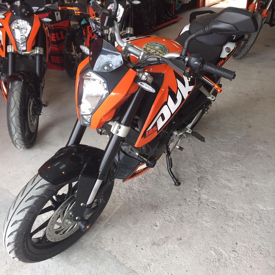 KTM Ha Noi KTM Duke 125 ABS used - 2