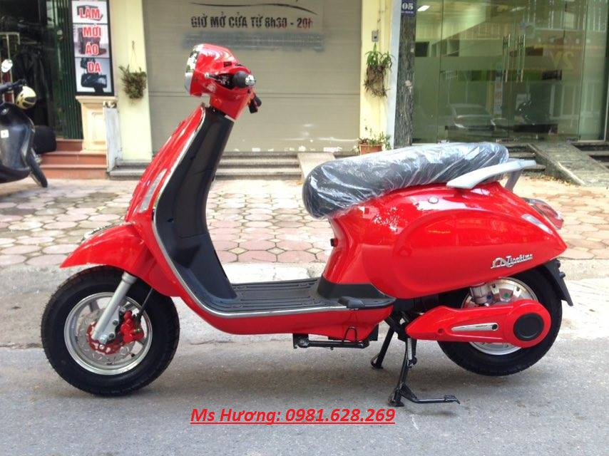 Ban Tra Gop Gia Re Chinh Hang Moi Nhat 2016 Giant m133s Nijia Vespa Zoomer - 5