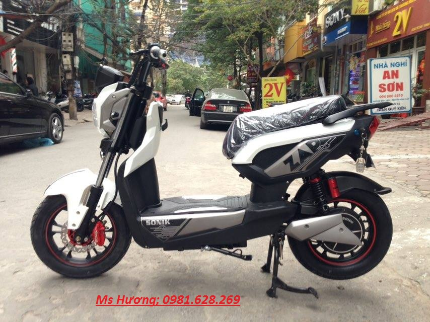Ban Tra Gop Gia Re Chinh Hang Moi Nhat 2016 Giant m133s Nijia Vespa Zoomer - 7