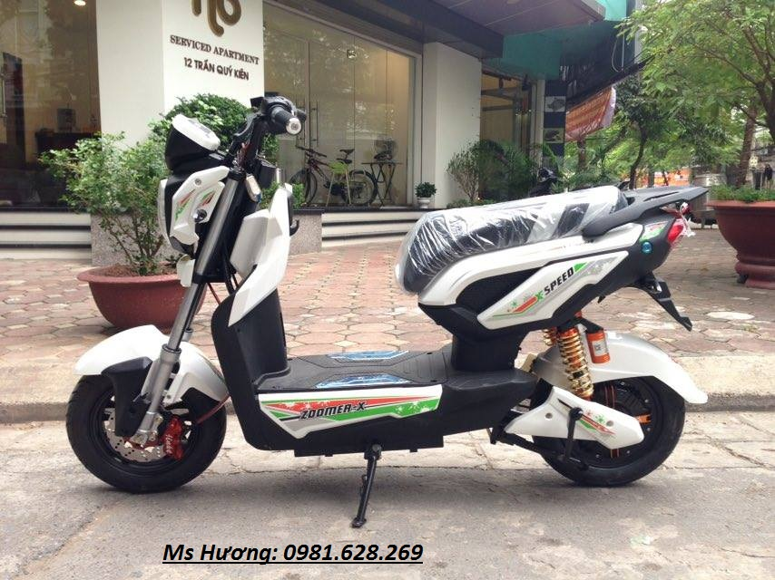 Ban Tra Gop Gia Re Chinh Hang Moi Nhat 2016 Giant m133s Nijia Vespa Zoomer - 4