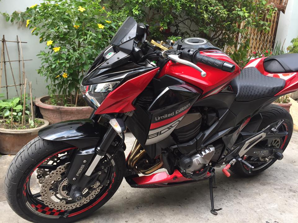 Can ban Z800 ABS 2015 Special Edition - 5