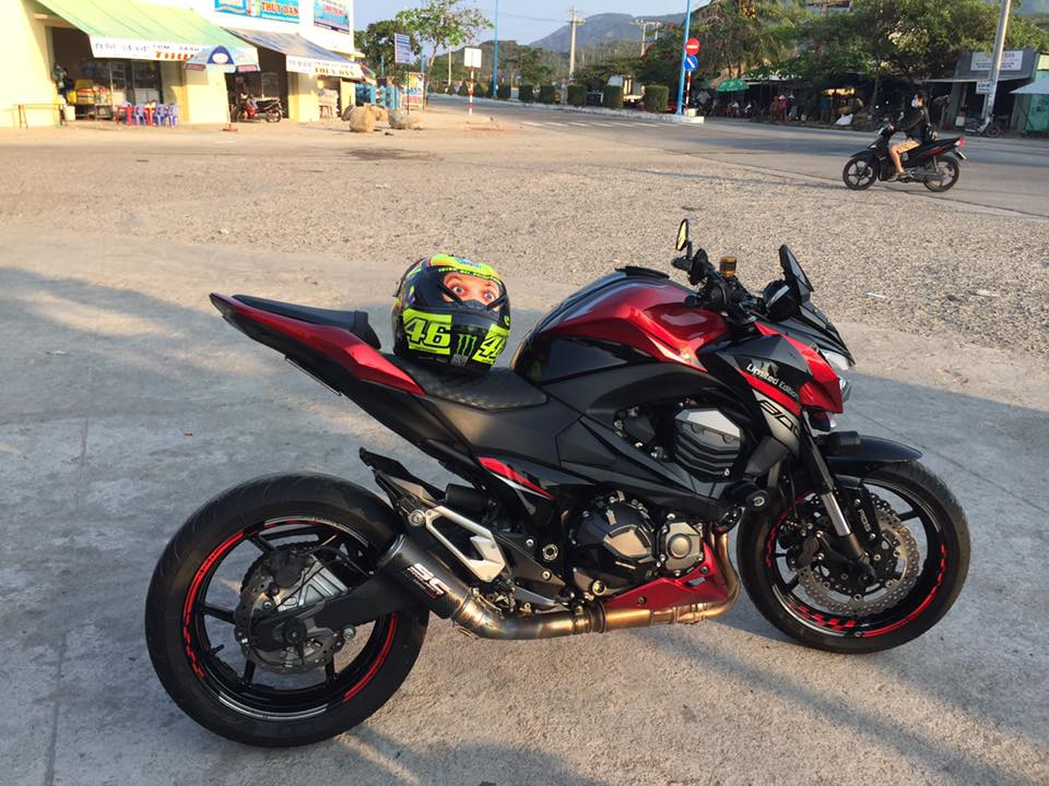 Can ban Z800 ABS 2015 Special Edition - 6