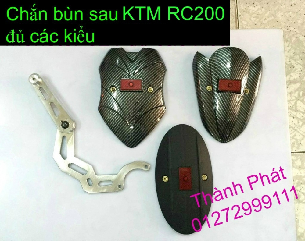 Do choi KTM Duke 125 200 390 tu A Z Gia tot Up 522015