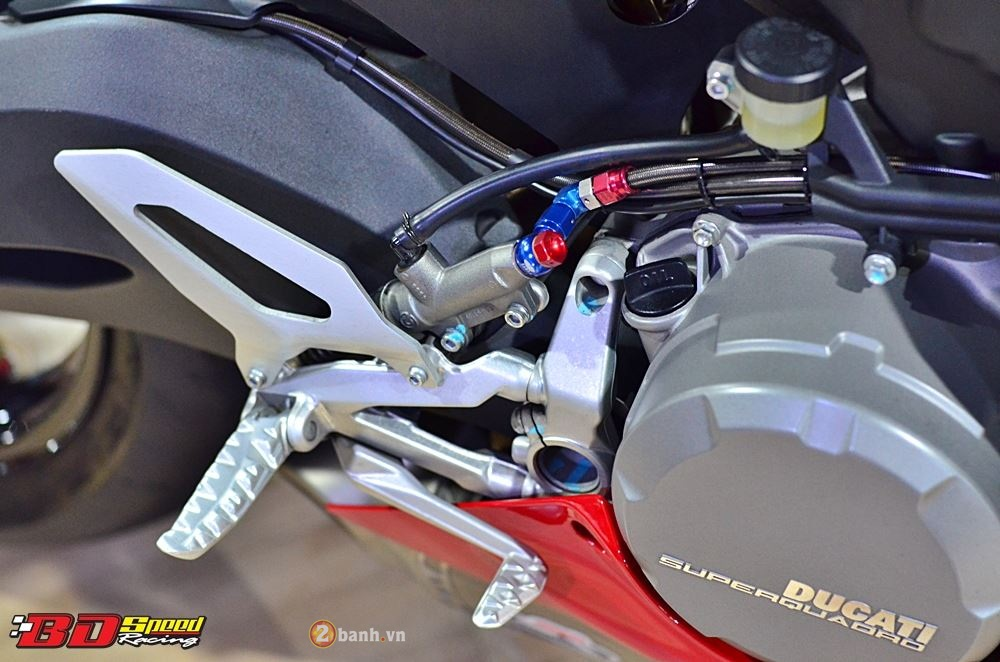 Ducati 899 Panigale day tuyet hao cung dan option dat tien - 11