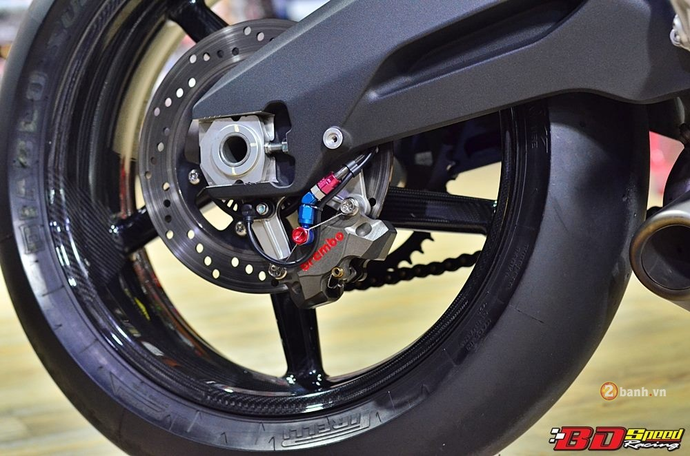 Ducati 899 Panigale day tuyet hao cung dan option dat tien - 12