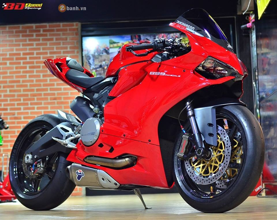 Ducati 899 Panigale day tuyet hao cung dan option dat tien - 14