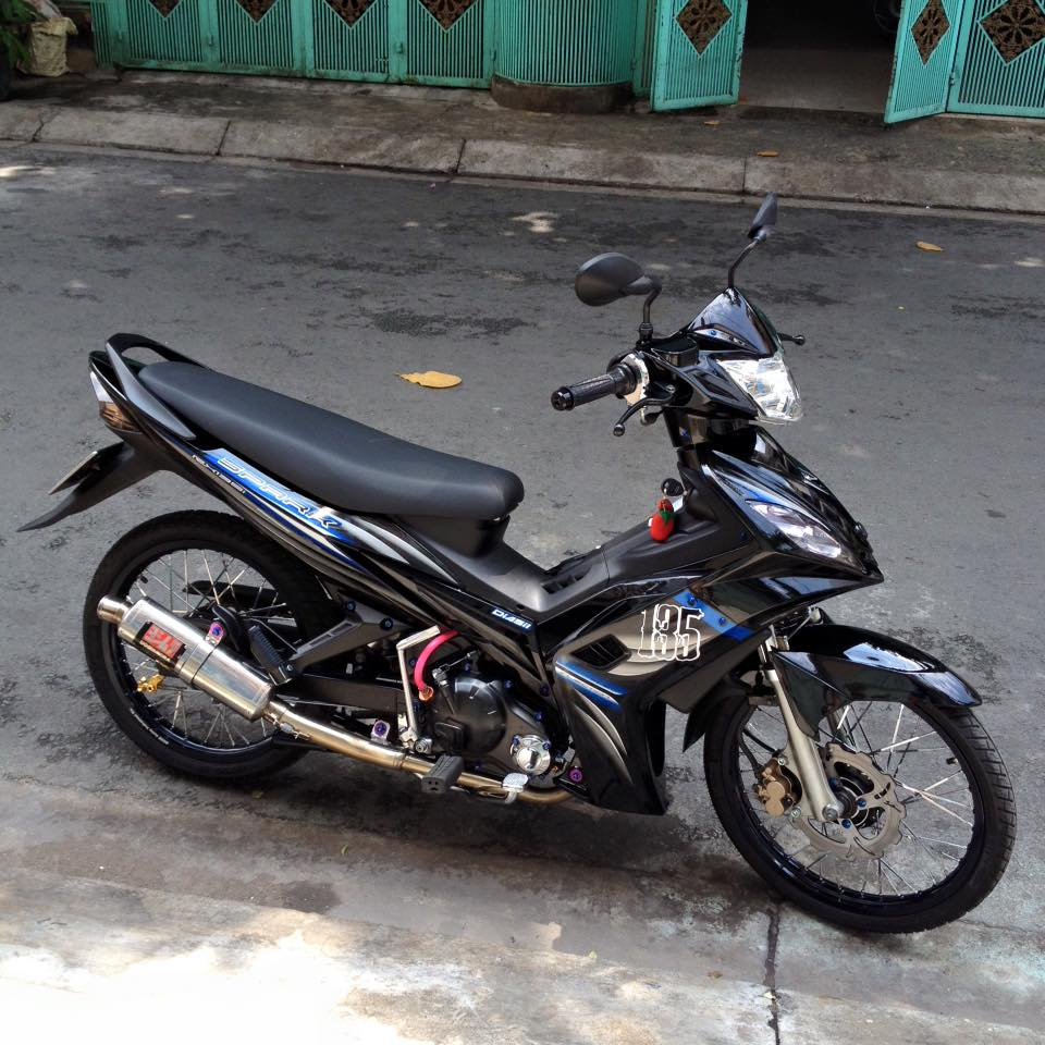 Exciter 135 Spark cuc phong cach - 7