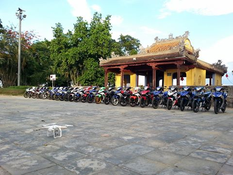 Hinh anh buoi off thuong nien cua Club Exciter Hue - 2