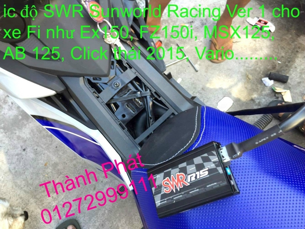 Chuyen do choi Honda CBR150 2016 tu A Z Up 21916 - 17