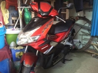 Nha chat ban Honda Airblade 2008 do