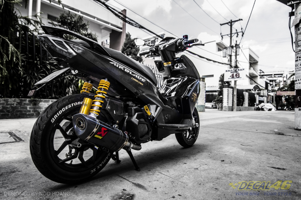 Sieu AB125 do dan ao full carbon - 4
