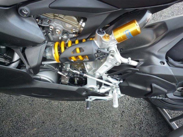 Sieu pham Ducati 1199 Panigale RS12 full carbon - 6
