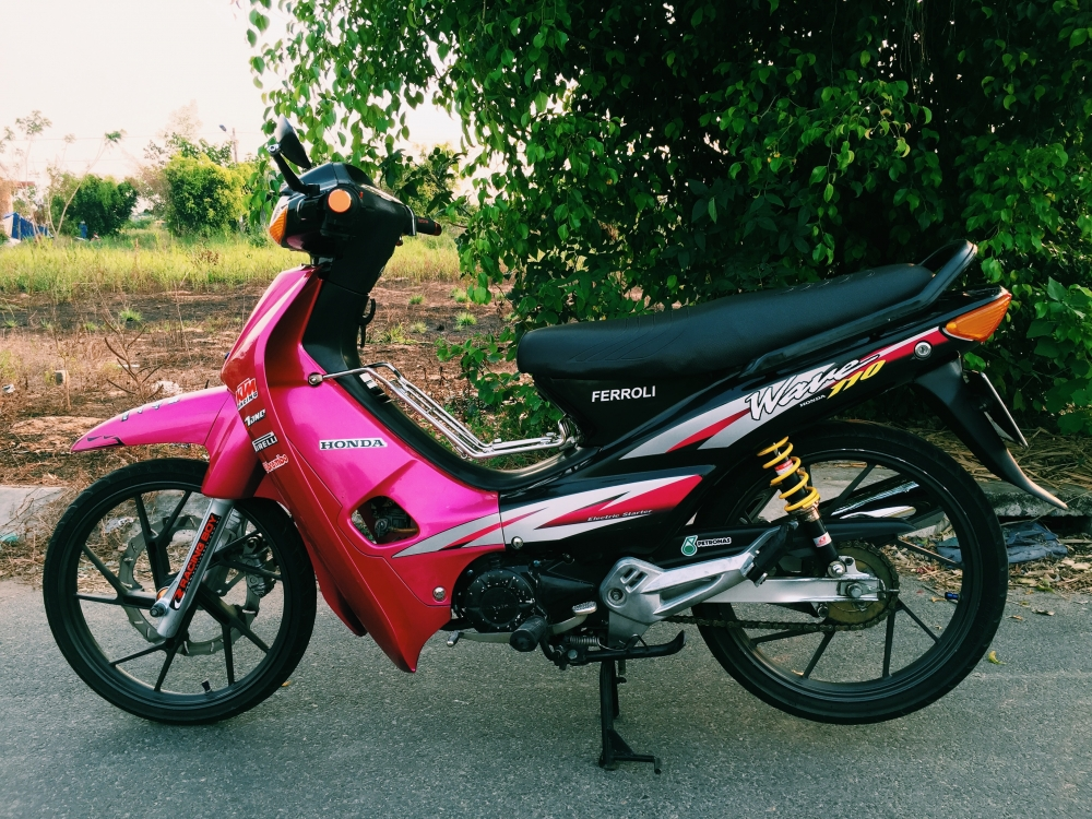 wave 50cc hoc sinh tap tanh don - 4