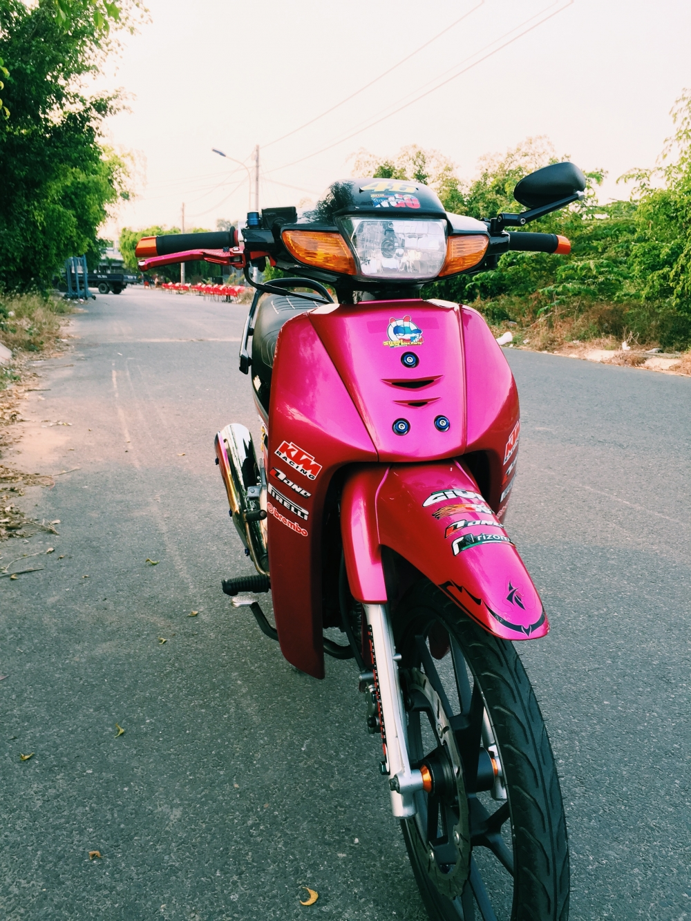 wave 50cc hoc sinh tap tanh don - 8