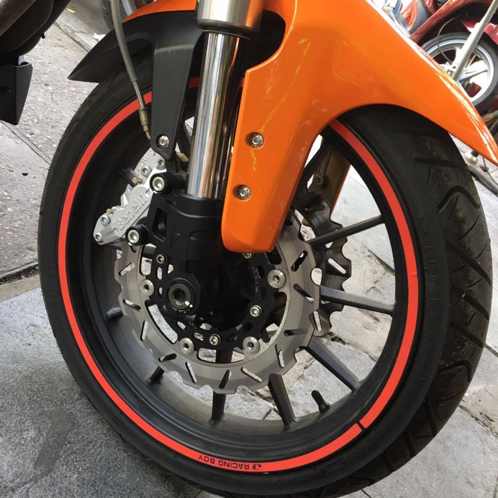 Ban nhanh Benelli BN302 ODO 300km - 6