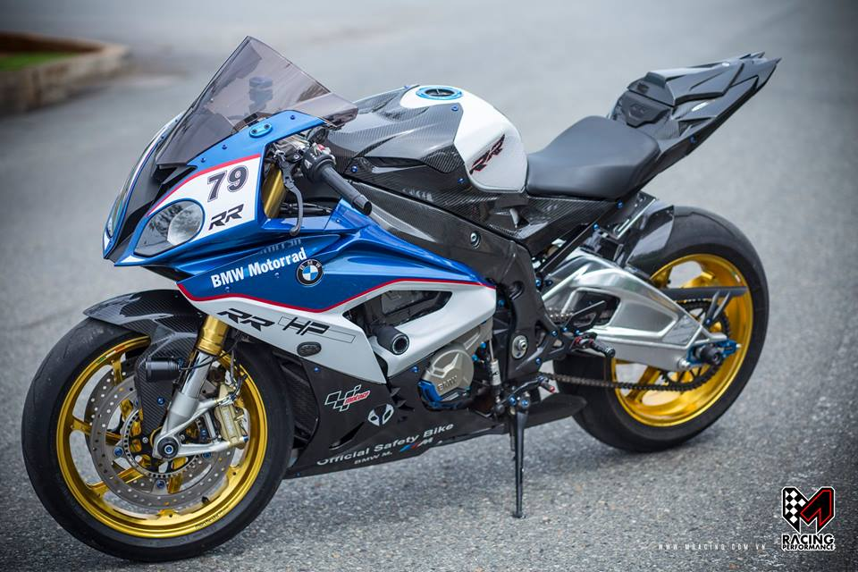 BMW S1000RR kich doc va cuc chat tu MRacing - 4