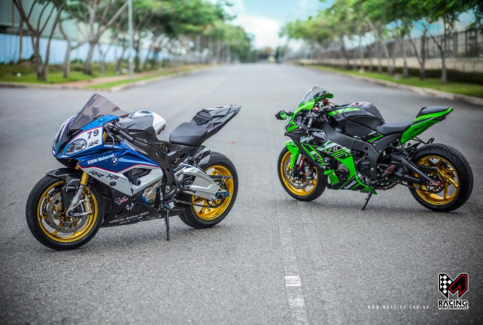 BMW S1000RR kich doc va cuc chat tu MRacing - 8