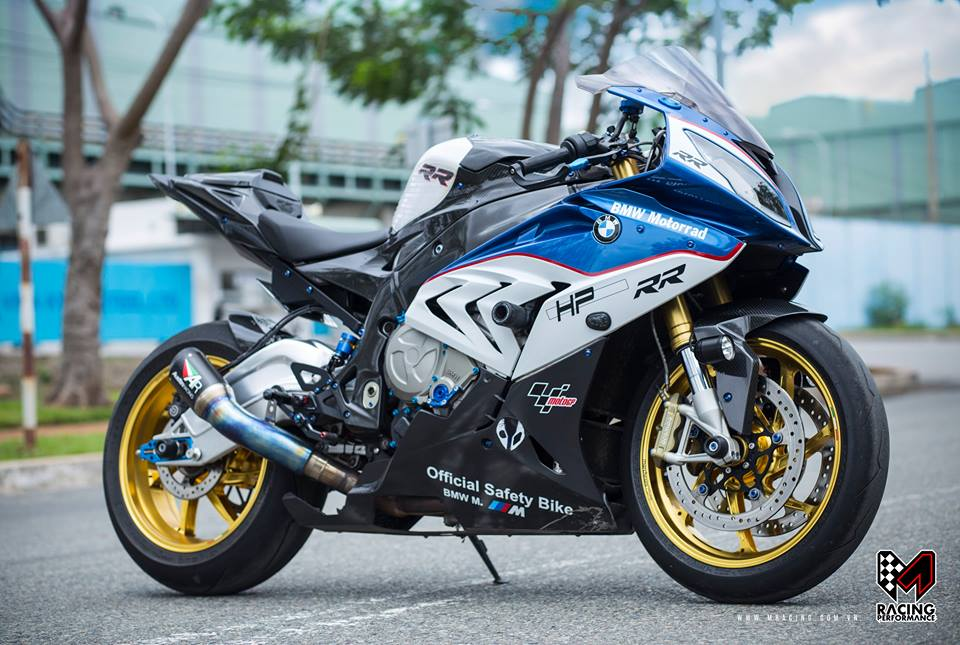 BMW S1000RR kich doc va cuc chat tu MRacing - 10