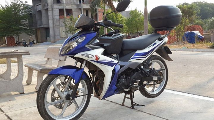 Exciter do X1R touring - 2