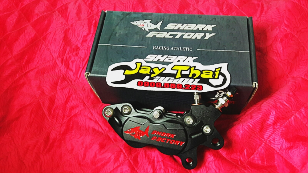 Heo dau SHARK FACTORY 4 Piston - 2