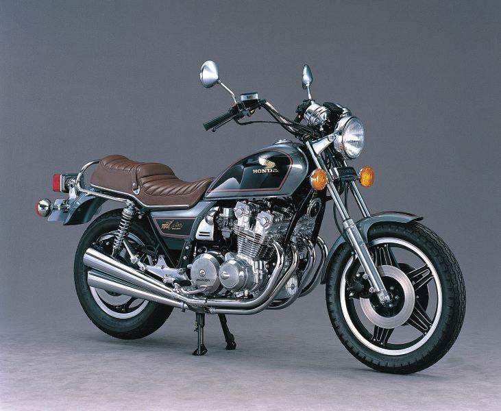Honda CB750 doi 1980 do dep don gian va cuc ngau - 5