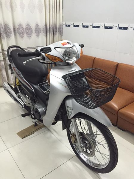 Honda Wave do Koso Exciter va tuyen bo noi khong voi do China - 12