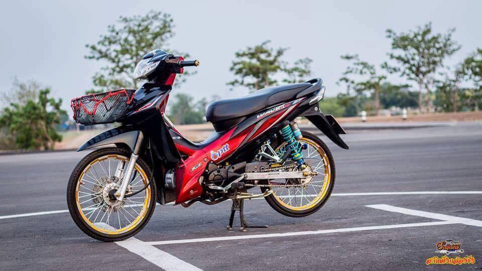Honda Wave S do nhe day ca tinh tai Thai Lan - 2
