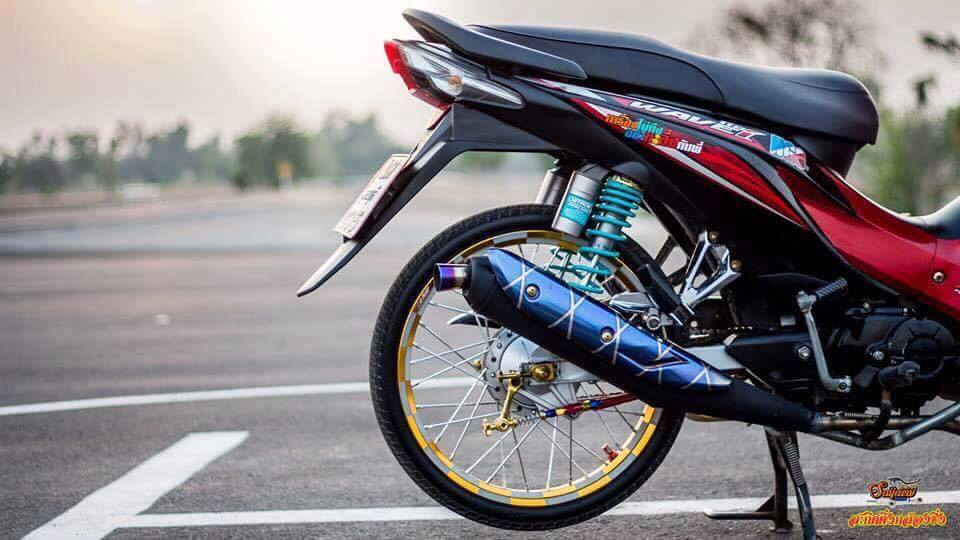 Honda Wave S do nhe day ca tinh tai Thai Lan - 6