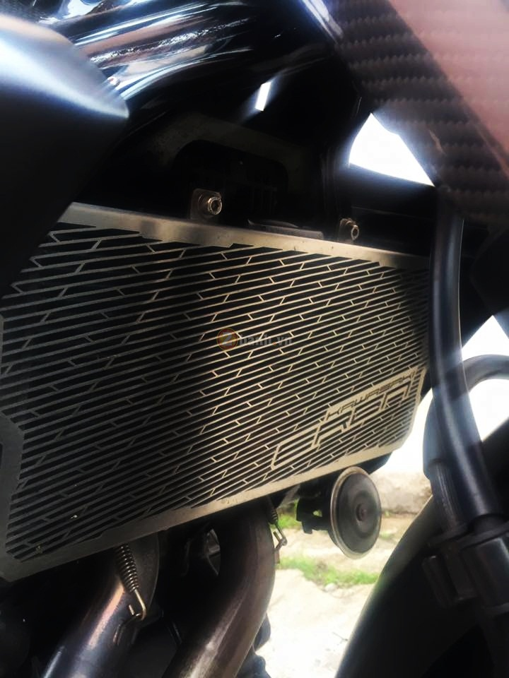 Kawasaki ER6N trong ban do full carbon cuc chat - 4