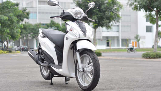 Kymco People 16Fi Dong xe tien ich moi danh cho Phai Dep - 2