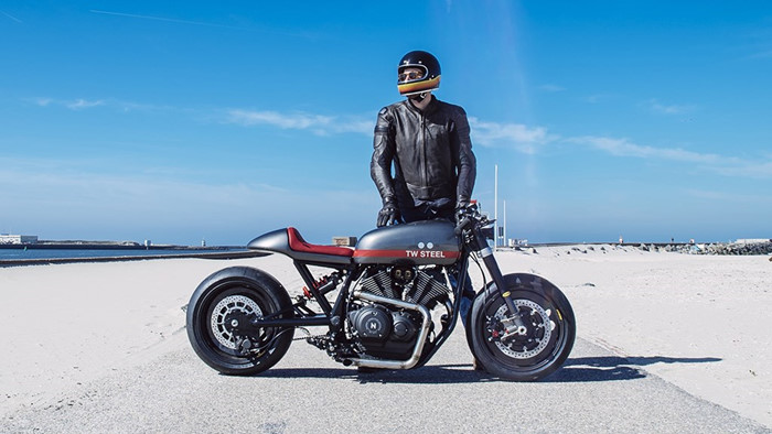 Sons of Time ban do Cafe Racer tuyet dep cua Yamaha - 6