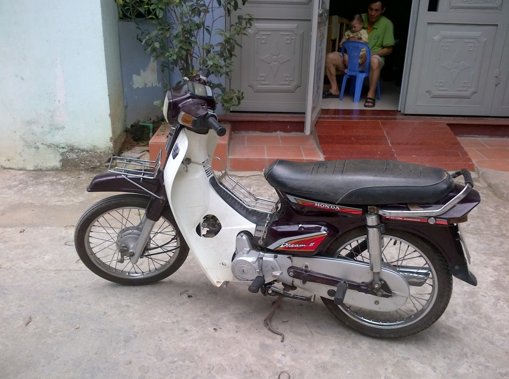 Xe dream full HONDA drem drim do thai - 5