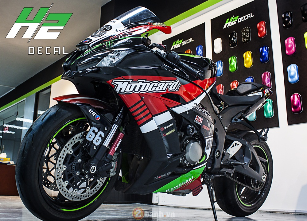 ZX10R 2016 chat choi trong bo canh dua phong canh moi - 2