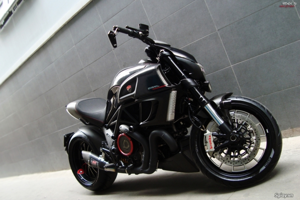 ___ Can Ban ___DUCATI Diavel 2013 ABS HQCN___