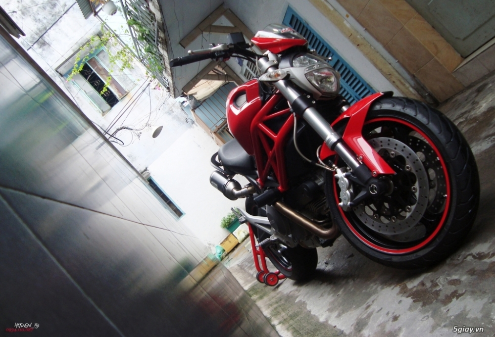 ___ Can Ban ___DUCATI Monster 795 ABS Model 2014___ - 3