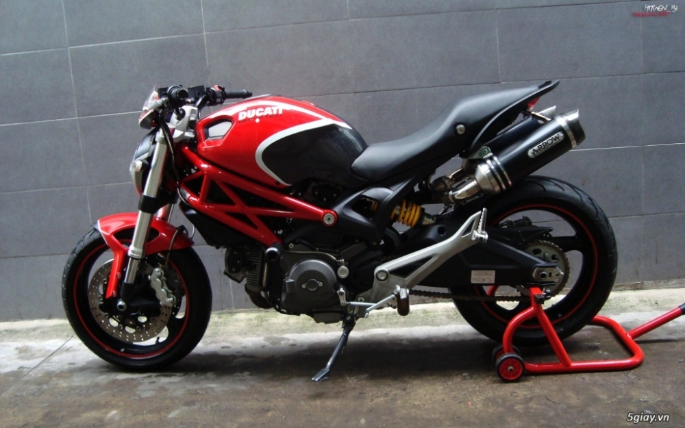 ___ Can Ban ___DUCATI Monster 795 ABS Model 2014___ - 5