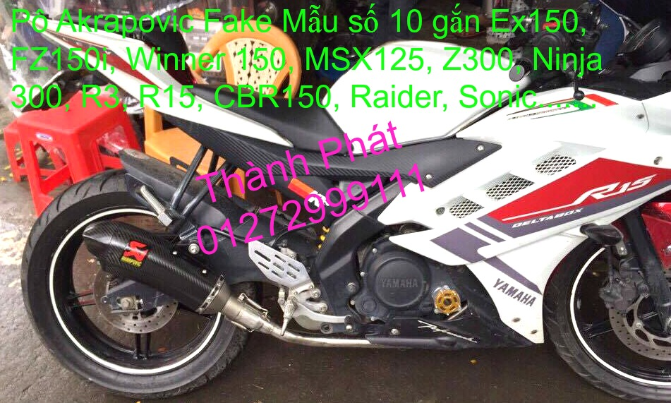 Do choi cho FZS Fi Ver 2 2014 FZS FZ16 2011 tu A Z Gia tot Up 2722015 - 39