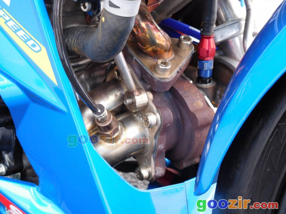 Clip Can canh Satria F150 Fi do he thong Turbo - 5
