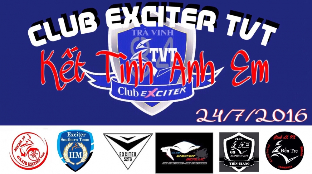 Club Exciter TVT moi thanh lap Tra Vinh team - 8